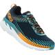 Hoka One One Clifton 5 Running Shoes Men black iris/storm blue